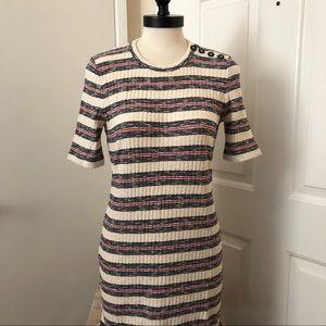 [NEW] Madewell Cotton Mini Dress